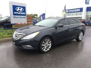 2013 Hyundai Sonata SE LEATHER SUNROOF HEATED SEATS
