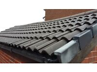 Recycled Bold Roll Roof Tiles