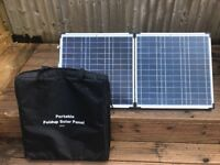 Solar Panel Portable Folding