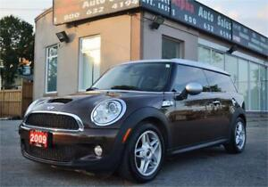 2009 MINI Cooper Clubman S *No Accidents* Certified & Warranty!
