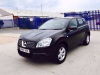 NISSAN QUASHQAI 1.5 DIESEL ONLY 43000 MILEAGE ONE OWNER