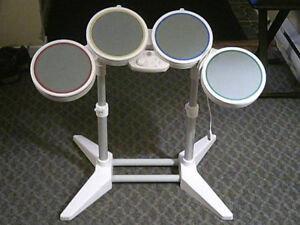 ROCKBAND DRUMS FOR NINTENDO Wii