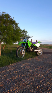 1991 Kawasaki kx125 in Great Condition