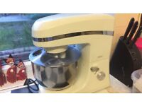 Food mixer for sale £50. Perfect condition only used twice, bought originally from next for £100