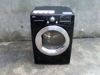 LG condenser tumble dryer with eco hybrid 9kg .