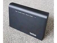 TalkTalk Wifi Router