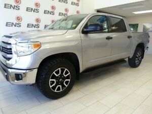 Toyota Certified 2014 Tundra TRD Crew Max