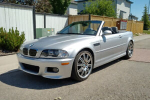 2005 BMW E46 M3 Convertible SMG only 81kms