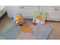 Nursery set from NEXT