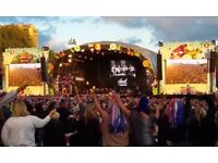 BBC Proms In The Park 2017 September 9th 2017 1x Standard Ticket