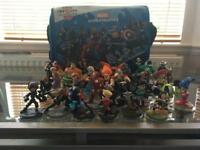 Disney infinity with characters