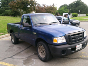 Ford ranger xl 2.3 manual