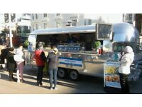 Full time staff wanted for Greek food Trailer in Churchill Square!