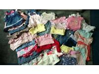 Girls 0/3 months clothes bundle