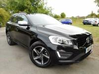 2016 Volvo XC60 D4 [190] R DESIGN Nav 5dr AWD Geartronic Low Miles! Heated Se...