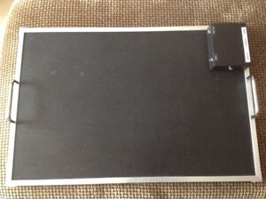 """Flat Pedalboard 24""""X16"""" with interface"""