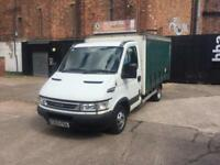 Iveco Daily MAB Curtainside van