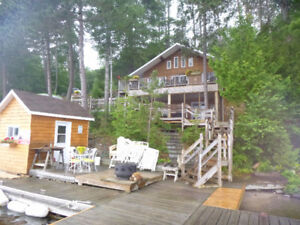 Beautiful Cottage On Lake Kipawa