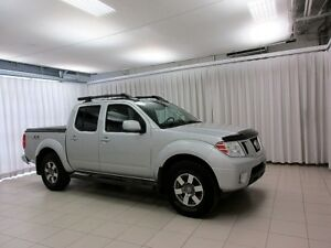 2012 Nissan Frontier PRO-4X OFF ROAD COMING SOON!