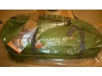 VANGO TEMPEST 300 XD 3MAN MOUNTAIN TENT NEW TAGS EQUIPMENT RAB ALPKIT MSR