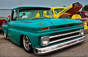 Looking for  A cab for my 1960 Chevy pick up