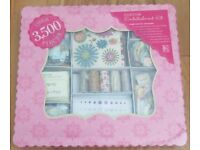 K&Co – 3500 Embellishment Selection in Presentation Box