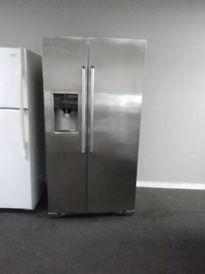 Electrolux side by side refrigerator