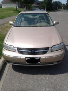 2003 Chevrolet Malibu Ls Sedan Drivable