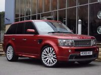 Kahn Range Rover Sport Vogue Discovery 20 inch Alloy Wheels Silver RS Set of 4