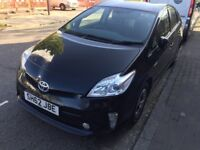 TOYOTA PRIUS CAR FOR SALE+ NOT CAB+ UK MODEL+ 1 OWNER+ FTSH+ EXCELLENT IN & OUT