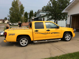 2004 Chevrolet Colorado Ground FX Pickup Truck