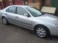 Ford Mondeo for sale or swop for van. NOW SOLD
