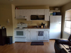 All inclusive apartment in downtown Truro available September 1