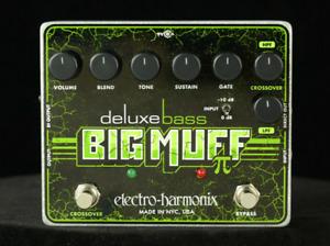 bass big muff deluxe ehx