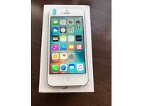 iPhone 5 white 16gb EE