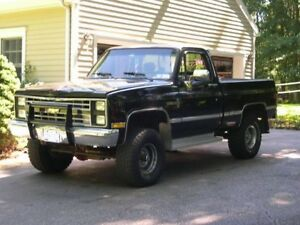 *Wanted * push bar for 80s Chevy truck