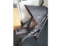 Silvercross zest pushchair