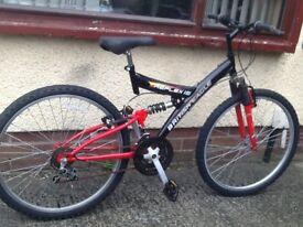 Gents' British Eagle Reflex Mountainbike