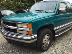 Looking for older Chevy or gmc truck