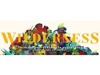 Wilderness festival weekend family camping tickets