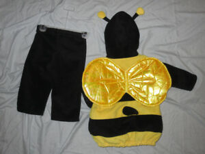 Bumble Bee Size 12-24 months costume