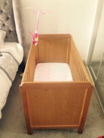 IKEA Cot used but in good condition £25 ONO