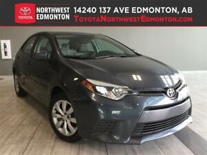 2015 Toyota Corolla LE | Heat Seats | Bluetooth | Voice Command