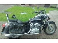 2005 honda shadow 125 cc