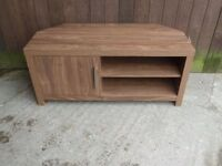 Nice Tv Cabinet with Under Cupboard Delivery Available