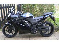 Kawasaki Ninja 250R - Low Millage
