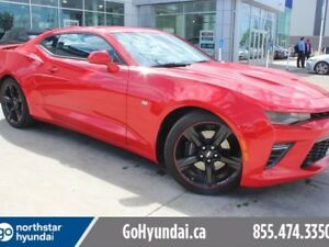 2016 Chevrolet Camaro 1SS SUNROOF HEATED SEATS LOW KM
