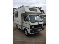 Vauxhall rascal 2 birth bambi campervan mini motorhome ready to go