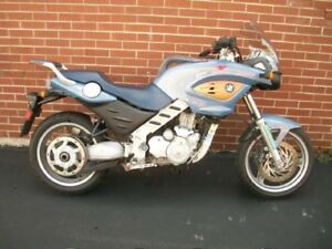 2002 BMW F 650 CS (ABS)