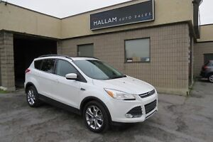 2014 Ford Escape SE Pano Roof, Navigation, Blak Leather Interior